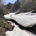 見晴の滝下流部