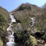 霊華の滝と竜神の滝