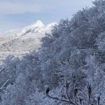 仙人坂から硫黄山