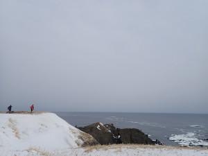25日 知床岬へ到着